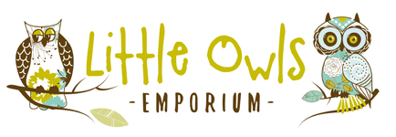 Little Owls Emporium Logo